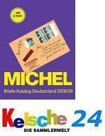 MICHEL Briefe Katalog Deutschland 2008/2009 + BONUS