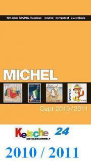 MICHEL EUROPA UNION CEPT Katalog 2011 + Bonus ETB N