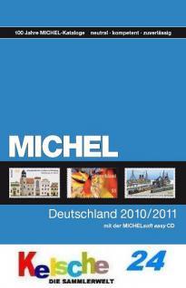 MICHEL DEUTSCHLAND Briefmarkenkatalog 2010/11 REDUZIERT
