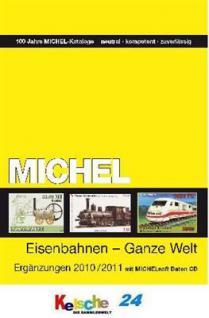 Michel Vögel birds Briefmarken Katalog + CD 2011 - Vorschau