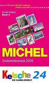 Michel Südwesteuropa 2009 Band 2 + Bonus ETB FREIHA