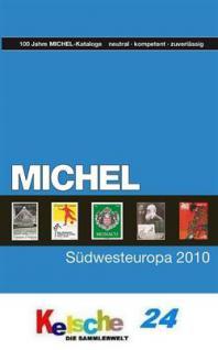 Michel Südwesteuropa Briefmarken 2010 Bd 2 + Bonus - Vorschau