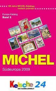 Michel Mitteleuropa 2009 Band 1 + Bonus ETB FREIHAU