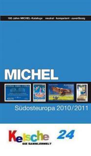Michel Südosteuropa Briefmarken 2010/2011 Bd 4 + Bo