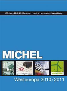 Michel Westeuropa 2010 2011 Band 6 + GRATIS Bonus E