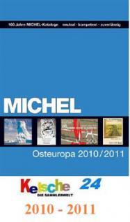 Michel Osteuropa 2010/2011 Bd. 7 +Bonus ETB GRATIS