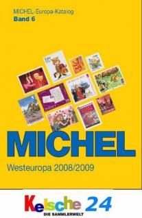 Michel Westeuropa 2008/2009 Band 6 + Bonus ETB FREI