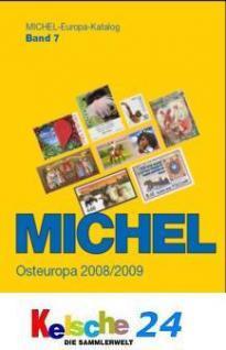 Michel Osteuropa 2008/2009 Band 7 + Bonus ETB FREIH