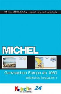 MICHEL GANZSACHEN KATALOG EUROPA ab 1960 TEIL 1 - 2