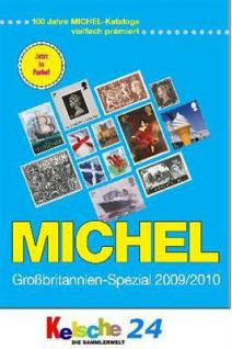 MICHEL GROSSBRITANNIEN GROßBRITANNIEN 2009 + BONUS - Vorschau