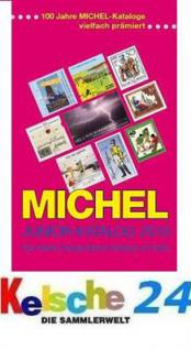 Michel Junior Deutschland Briefmarken Katalog 2010