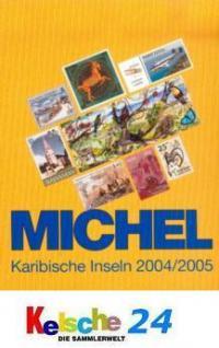 MICHEL Karibische Inseln Übersee Bd. 2 2004/05 -50%