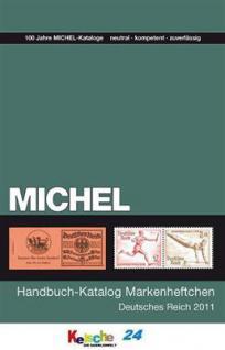 Michel Markenheftchen Deutsches Reich 2011 + BONUS