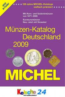 MICHEL Münzen Katalog Deutschland 2009 PORTOFREI NE