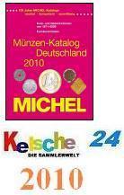 MICHEL Münzkatalog Deutschland 2010 PORTOFREI NEU