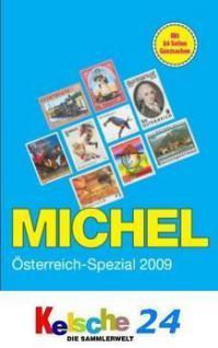 MICHEL Österreich Katalog 2009 + Bonus + Portofrei