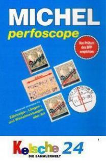 MICHELperfoscope Die Meßsoftware Zähnungsmessgerät - Vorschau
