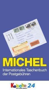 MICHEL TASCHENBUCH DER POSTGEBÜHREN 2009 NEU +BONUS