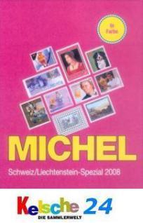 MICHEL Schweiz /Liechtenstein Kat 2008 +Bonus+Porto