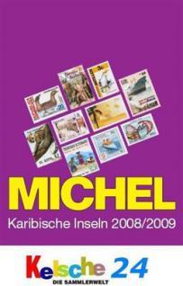 MICHEL Karibische Inseln Übersee 2008/2009 PORTOFRE