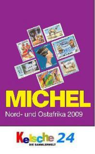MICHEL Nord- und Ostafrika ÜK Bd.4 2009 +BONUS ETB