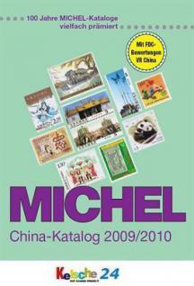 Michel China Katalog 2009/2010 + Bonus + PORTOFREI