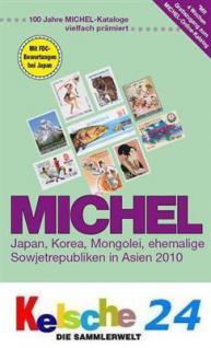 MICHEL JAPAN KOREA MONGOLEI EHE. SOWJETREP. ASIENS