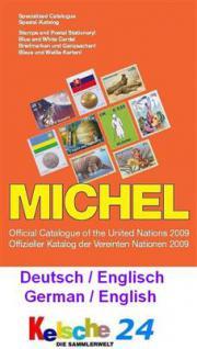 Michel UNO Spezial Katalog 2009 Deutsch +BONUS