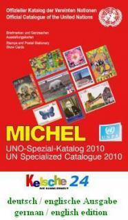 Michel UNO Spezial Katalog 2010 + BONUS NEU PORTOF