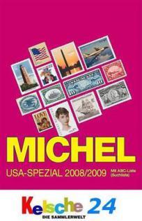 MICHEL USA-Spezial-Katalog 2008/2009 PORTOFREI - Vorschau