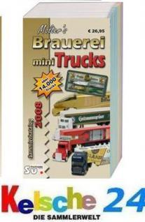 Brauerei-Mini-Trucks-Katalog Molter's 2008 SU Fanta - Vorschau