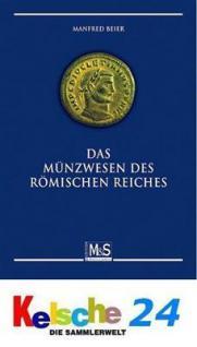 Gietl M & S Edition Das Münzwesen des Römischen Reiches Münzkatalog Republik & Kaiserzeit 2. Auflage Manfred Beier 2009 PORTOFREI in Deutschland