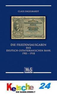 M & S Friedensa. Deutsch-Ostafrikanischen Bank 1905 - Vorschau