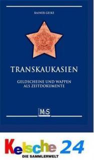 Transkaukasien Geldscheine u. Wappen als Zeitdokume - Vorschau