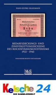 Bedarfsdeckungs Zinsvergütungsscheine d Reichsf 193 - Vorschau