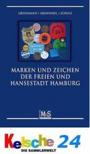 Marken und Zeichen der Freien und Hansestadt Hambur