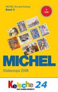 Michel Südeuropa 2008/09 Band 3 + Bonus ETB FREIHAU