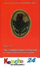 Patzwall Voss Das Scharfschützenabzeichen der Wehrm - Vorschau
