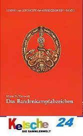 Patzwall Das Bandenkampfabzeichen 1944 - 1945