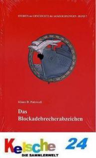 Patzwall Das Blockadebrecherabzeichen NEU