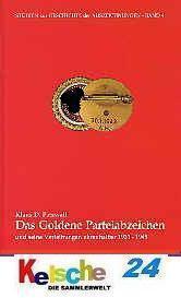 Patzwall Das Goldene Parteiabzeichen Verleihungen e