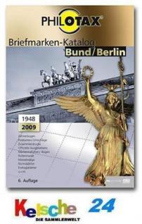 PHILOTAX Bund + Berlin 6. Auflage UPDATE 2009 CD-RO