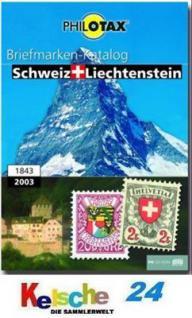 PHILOTAX Schweiz Swiss 1. Auflage 1853-2003 CD-ROM