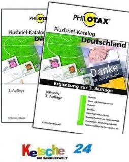 PHILOTAX Gedruck. Plusbrief 3. Auflage + Ergänzung