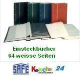14x SAFE álbumes 64 páginas en blanco 4 colores - 5