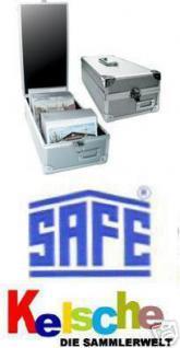 SAFE ALU Sammel Koffer 163 für CD's DVD CD ROM