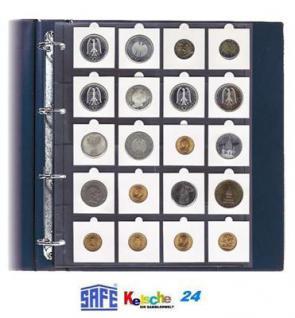SAFE Münzhüllen für Münzrähmchen A4 Format 5 St-2 - Vorschau