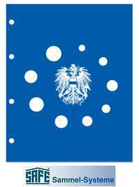 1 x SAFE 7846 TOPset Münzblätter Ergänzungsblätter Münzhüllen 1x ATS KMS Österreichische Schillinge Kursmünzensätze Österreich