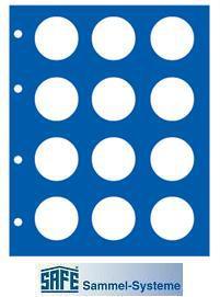 6 x SAFE TOPset Vordruckblätter für Münzblätter 7848 - 7850 für Deutsche 10 Euromünzen Gedenkmünzen 2002-2013 Set 1868 - Vorschau 2