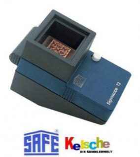 SAFE 9875 Signoscope T2 das handliche Kompaktgerät Wasserzeichenfinder Wasserzeichen Prüfgerät